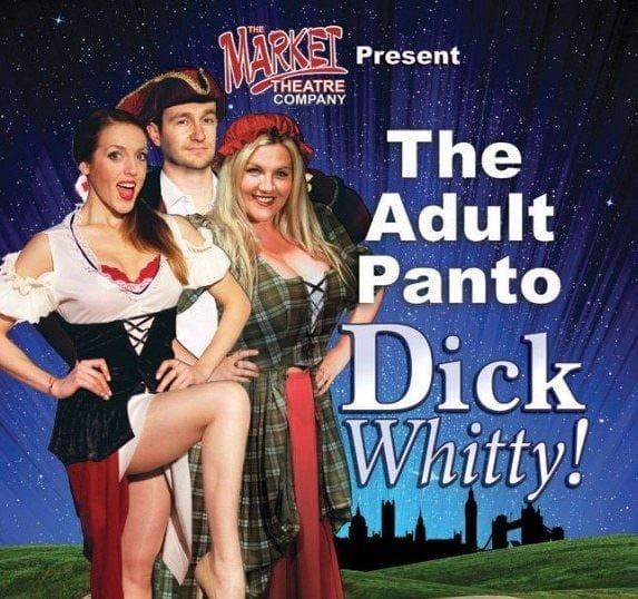 Dick Whitty! Poster