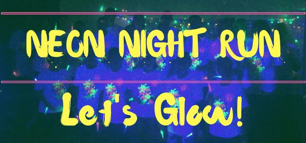 Neon Night Run banner image