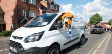 MSH Bear in Van