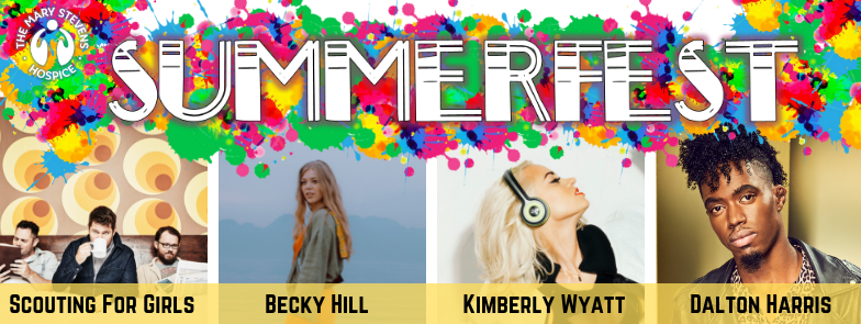 SummerFest 2019 headline artists