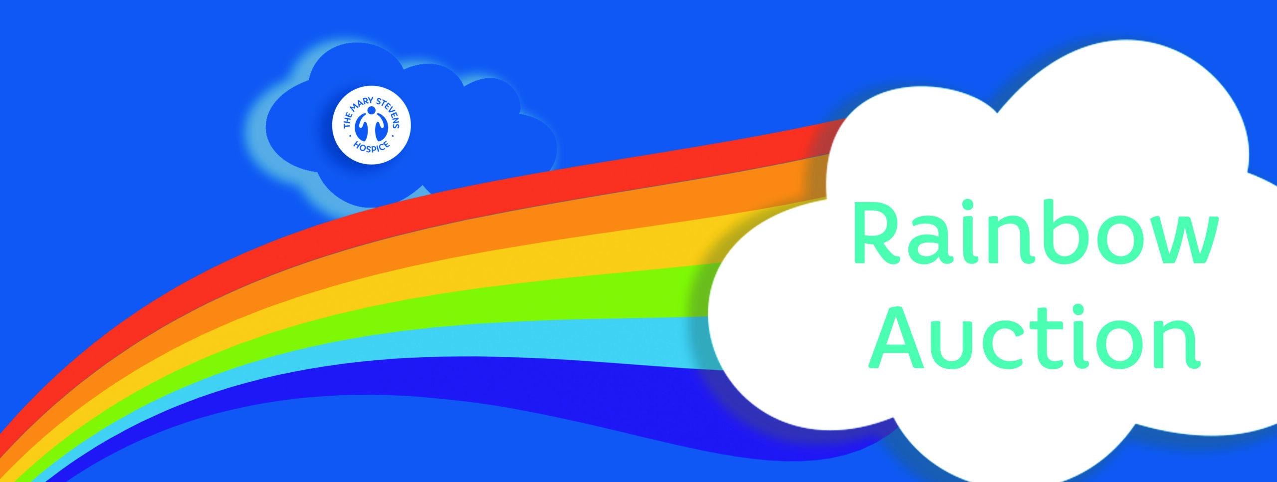 Rainbow Auction Banner