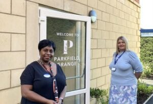 Parkfield Grange - Charity of the Year