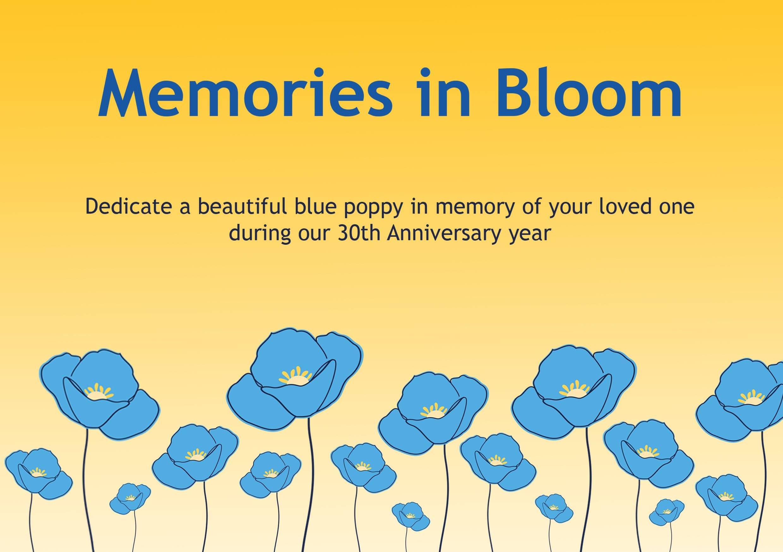 Memories in Bloom Hero Image